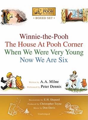 [CD] A.A. Milne's Pooh Classics By Milne, A. A./ Dennis, Peter (NRT)